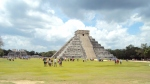 This is Chichen Itza!